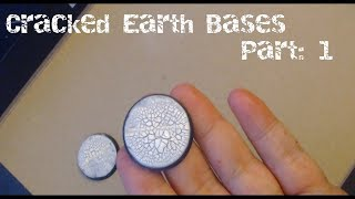 Cracked Earth Bases Part 1