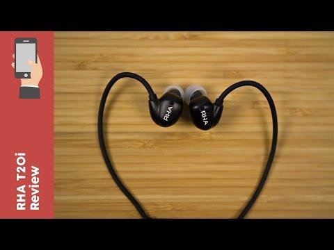RHA T20i Earphones Review