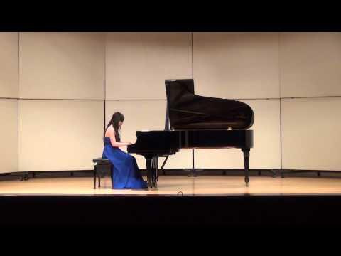 20140503 Lin Pei-Hsuan Piano Recital (上)