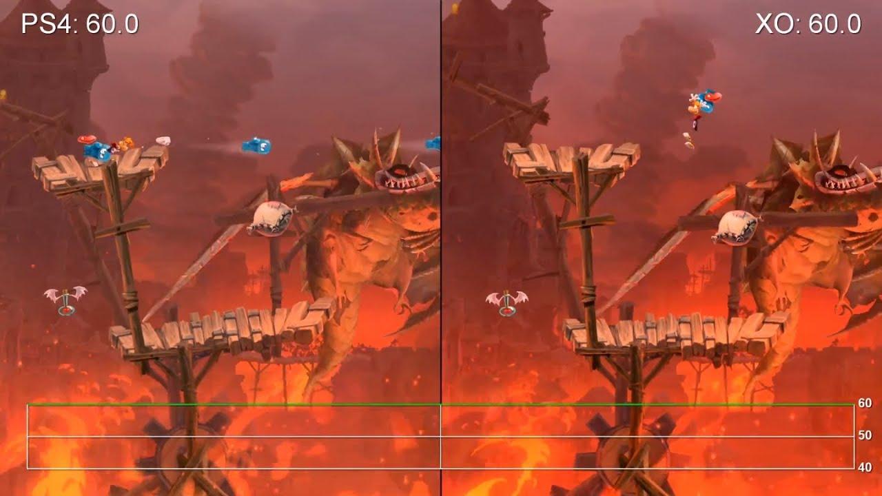 Rayman legends ps4 cdon