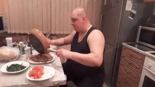 Готовим с OVI Тушеная картошка  по Русски