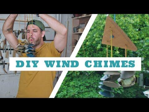 DIY Clay Wind Chimes - HGTV Handmade