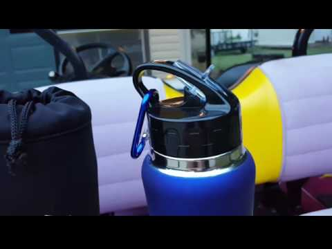 71ff1a7252 Swig Savvy Water Bottle | Insulated Water Bottle | Wide Mouth - YouTube