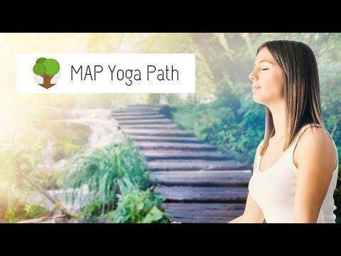 MAP Yoga Path to Relieve Stress & Anxiety (intro to online course)