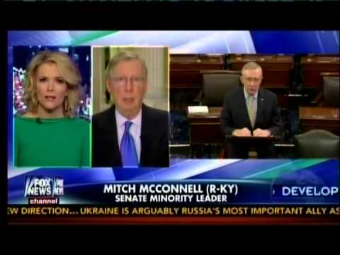 02.26.14 FOX News: The Kelly File with Megyn Kelly
