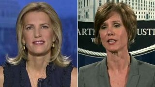 Ingraham: No parallel between Trump, Nixon over ousted AG