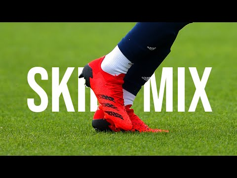 Crazy Football Skills 2021 - Skill Mix #11   HD