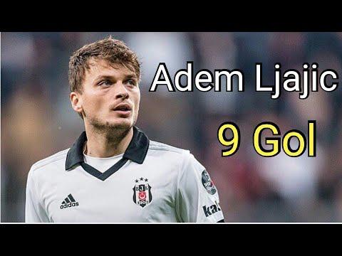Adem Ljajic - All 9 Goals for Beşiktaş - 2018/2019 HD