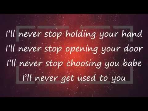 Never Stop Lyrics (Wedding Version) -...