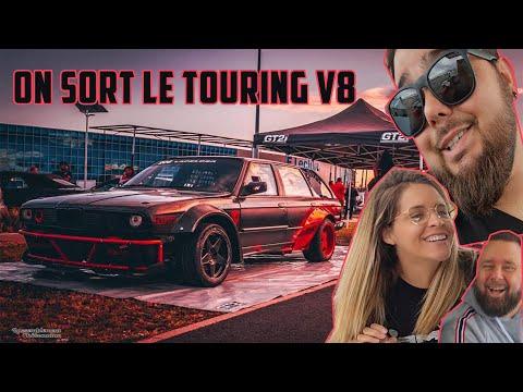 Download ON SORT LE TOURING V8 ! - PSR TV -