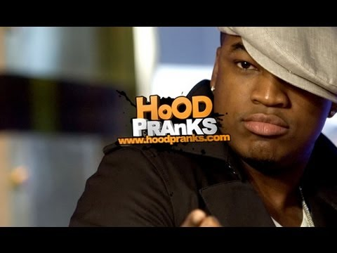 NE-YO OFFICALLY ON BOARD! HOODPRANKS ALL DAY! COMPOUND ENT. FAMILY