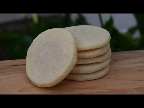 How To Make Sugar Cookies ~ Perfect For Cut Out Cookies