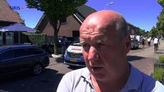 Start etappe Acht van Bladel in Lierop
