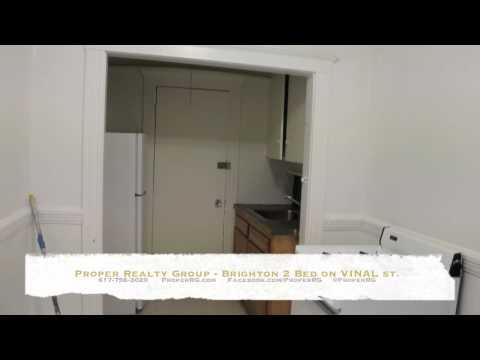 Boston Apartment for Rent Brighton Allston Vinal St 2 bed
