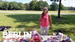 Mieser Typ! Buffet vom Kindergeburtstag leer gefuttert! | Auf Streife - Berlin | SAT.1 TV