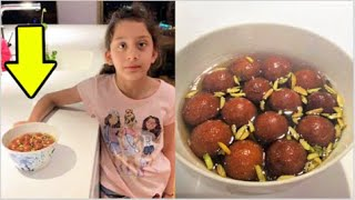 Baixar Iqra Dutt Made GULAB JAAMUN For Daddy Sanjay Dutt