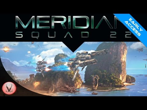 Meridian: Squad 22 Gameplay [Steam Early Access] |
