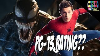 Venom Movie OFFICIALLY PG-13: You'll Never Guess Why...
