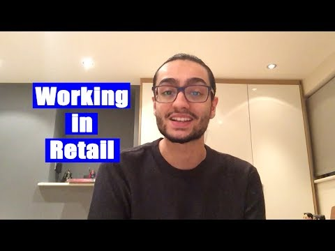 Aman ep.14 - Working in Retail | The Great Grad Job Hunt