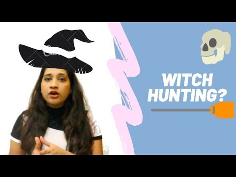 The Witch Hunt | Are women made to eat poop? | Devika Vohra