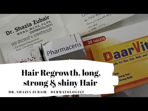Treatment For Hair Loss | Medical Treatment For Severe Hair Fall | Dr. Shazia Zubair – Dermatologist