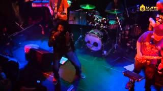 OMAR PERRY & Homegrown Band - Dreader Than Dread (EXODUS Reggae Festival - May 2014 - France)