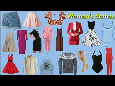 clothes-vocabulary-|-clothes-in-english-|-women's-clothes-vocabulary-|-easy-english-learning-process