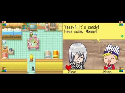 harvest moon ds how to get a kitchen