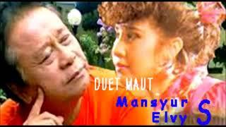 ASOY BANGET DUET SERASI MANSYUR S ELVY S ALBUM LAGU POPULER