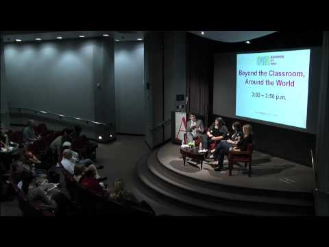 TFW 2011 at USC Annenberg: Beyond the Classroom, Around the World