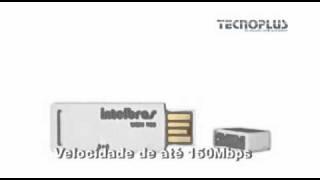 PLACA DE REDE WIRELESS USB 150MBPS INTELBRAS WBN900 - 14304