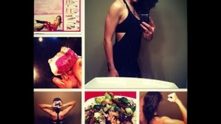 Toneitup VlogforVDay! #3 ! - wholefoods haul! and Kick butt workouts! Thumbnail