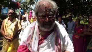 Sri Shankara Digvijayam: Mohurtham