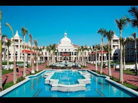 riu palace riviera maya hotel room tour cancun mexico. Black Bedroom Furniture Sets. Home Design Ideas
