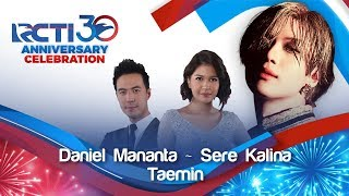 RCTI 30 : ANNIVERSARY CELEBRATION – Chit-Chat With Taemin [23 Agustus 2019]
