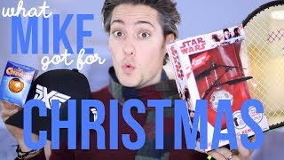 What MIKE Got For CHRISTMAS! | Fleur De Force