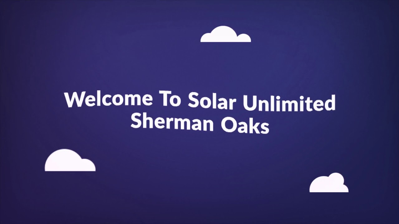 Solar Unlimited Installation Company in Sherman Oaks, CA