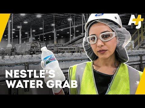 How Nestle makes billions bottling free water | AJ+