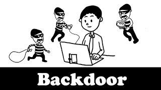 La backdoor expliquée en dessins