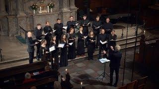 Mogens Dahl Kammerkor: Sven-David Sandström - Tre sange til tekster af Rainer Maria Rilke