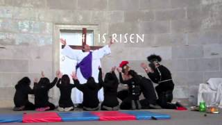 New* Crucifixion Skit/ Human Drama (No Greater Love) Easter Excitement 2014