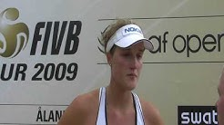 Erika Nyström, Paf Open, FIN-GBR