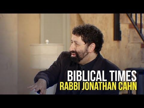 Biblical Times - Rabbi Jonathan Cahn on The Jim Bakker Show