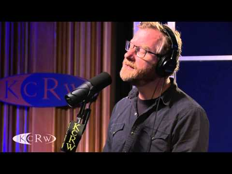 "The National performing ""I Should Live in Salt"" Live on KCRW"