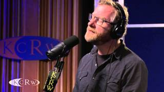 """The National performing """"I Should Live in Salt"""" Live on KCRW"""