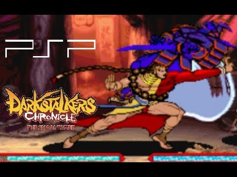 Darkstalkers Chronicle - The Chaos Tower IMAGES