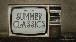 "July 4th, 2021- Ebenezer's Summer Classics ""Moses"""