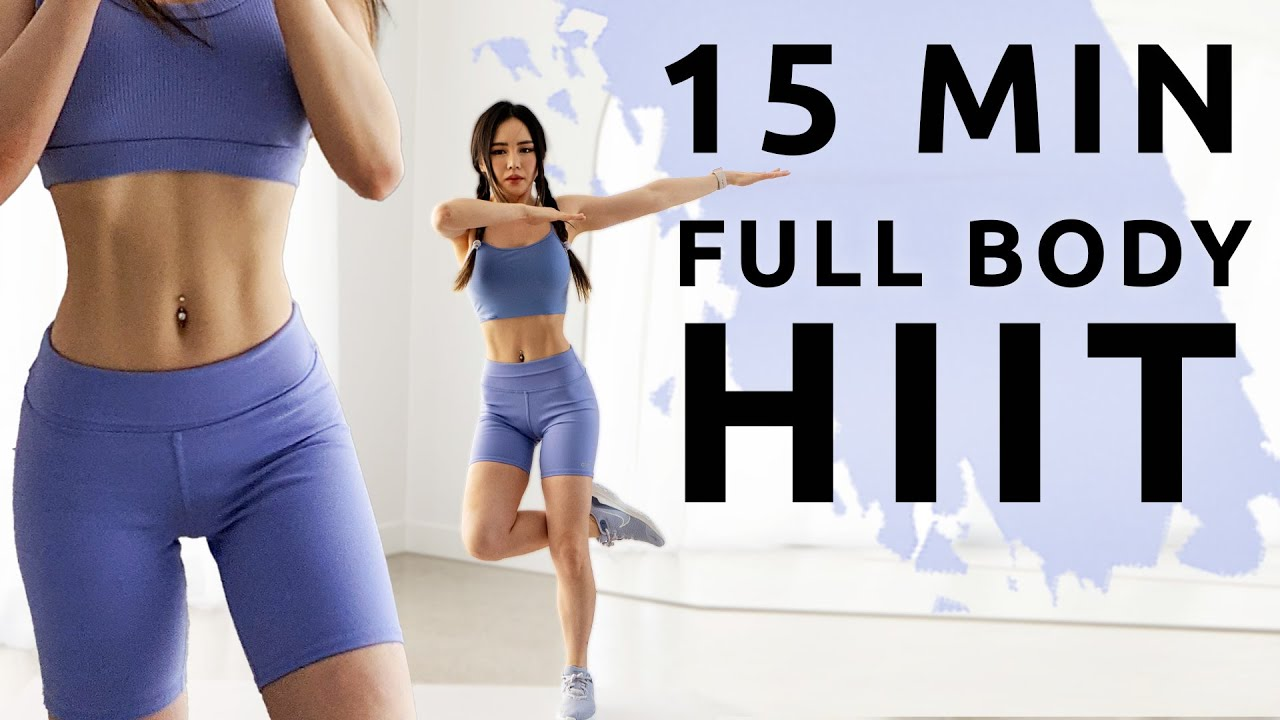 NEW Full Body HIIT Workout to lose Weight | 2021 Flat Stomach Challenge