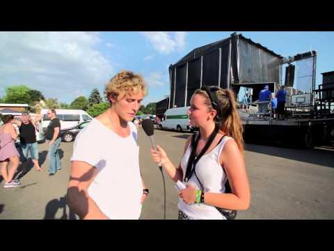 Vig Festival 2014 - Interview med Christopher