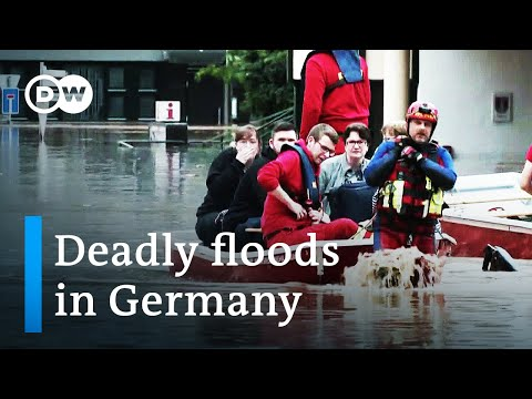 Germany after the flooding   DW Documentary